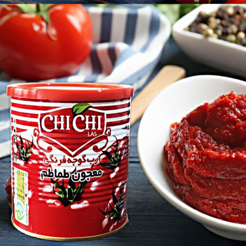 رب گوجه طبیعی صادراتی
