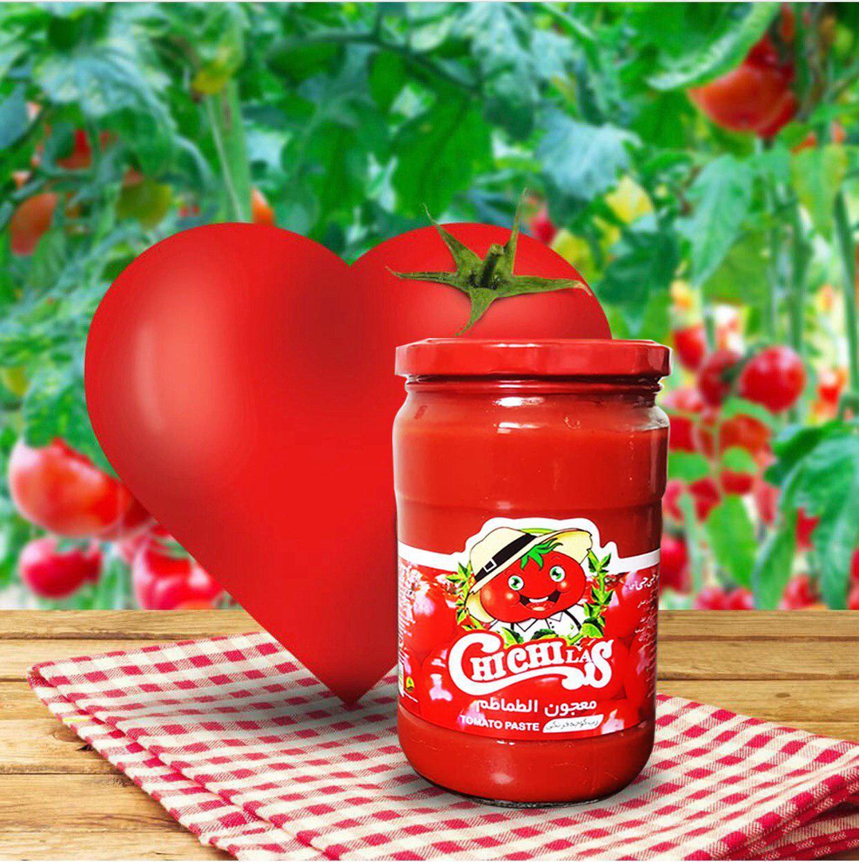 تولید کننده رب گوجه فرنگی شیشه ای با کیفیت
