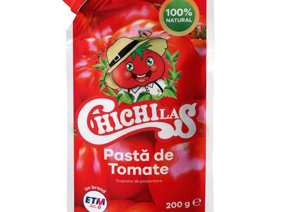 بهترین برند رب گوجه پاکتی
